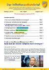 Inflationsschutzbrief Ausgaben 2011