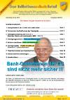 Inflationsschutzbrief Ausgaben 2013