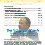 Inflationsschutzbrief 15-2013: Schulden-Crash