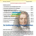 Inflationsschutzbrief 3/2013 Geldschöpfung Mindestreserve