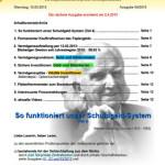 Inflationsschutzbrief 4/2013 Geldsystem Geldschöpfung Zinseszins