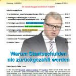Inflationsschutzbrief 7/2013