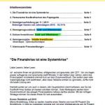 Inflationsschutzbrief Ausgabe 1 / 2011: Finanzkrise = Geldsystem-Krise