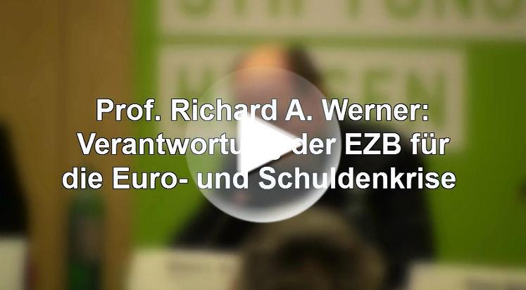 EZB verantwortlich für Eurokrise und Schuldenkrise