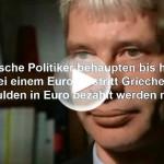Griechenland As Krise Pleite Video (Inflationsschutzbrief)