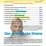 Inflationsschutzbrief Ausgabe 6/2015 Griechenland Drama