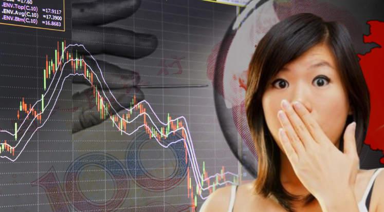 Warum kam es zu dem Börsencrash im September