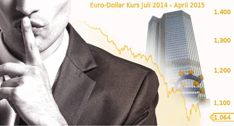 EZB-Bänker Insider-Informationen weitergegeben