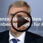 Video Thomas Mayer: Finanzsystem-Kollaps - Rahmenbedingungen Anleger (Helikoptergeld)