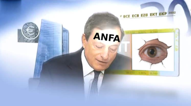 EZB: Geheimabkommen ANFA aufgeflogen