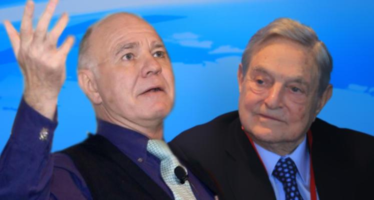 Börsencrash 2016 - Marc Faber und George Soros warnen