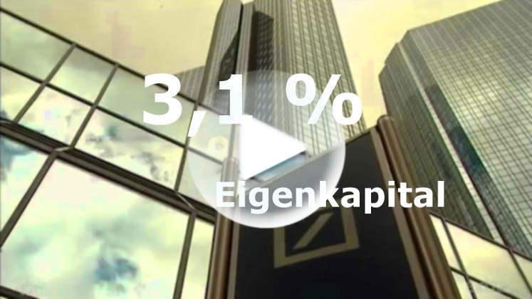 Video: EZB-Situation / Lage der Deutschen Bank / Bankenkrise / Finanzkrise