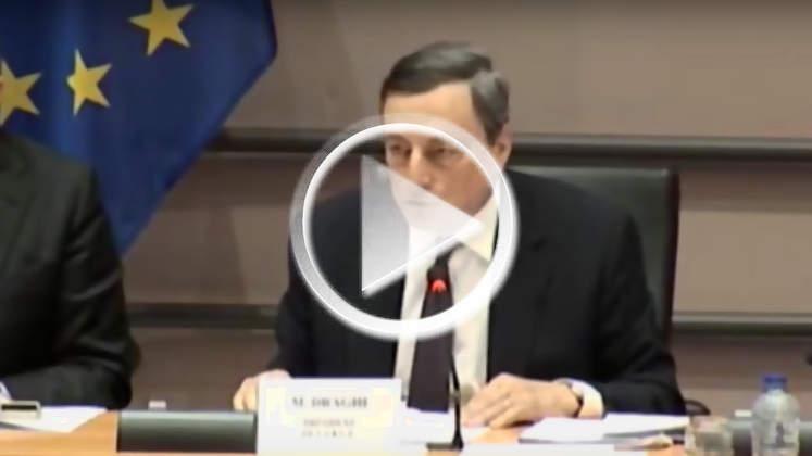 Video: EZB sieht Risiken für Europas Wirtschaft - droht eine Bankenkrise und eine Finanzkrise 2.0