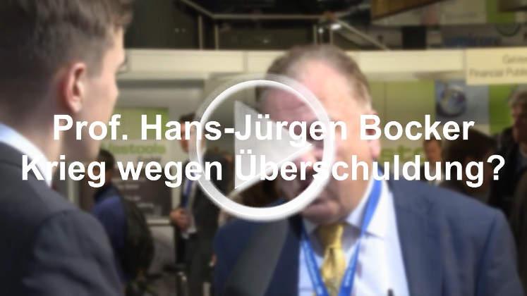 Prof. Bocker - Krieg wegen Überschuldung