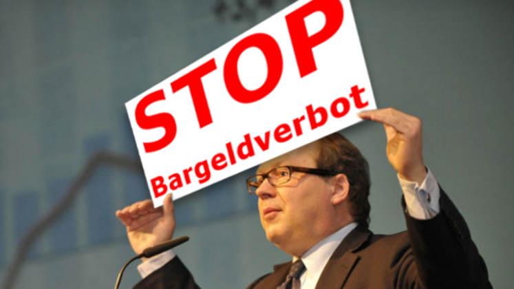 Stop Bargeldverbot