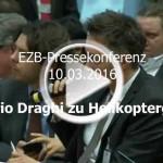 EZB - Helikopter-Geld für Mario Draghi interessant