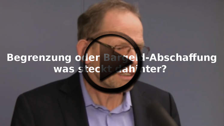 Video: Bargeldverbot - Plan der Finanzelite
