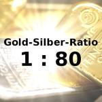 Silberpreis: Gold-Silber-Ratio - Chancen für Anleger