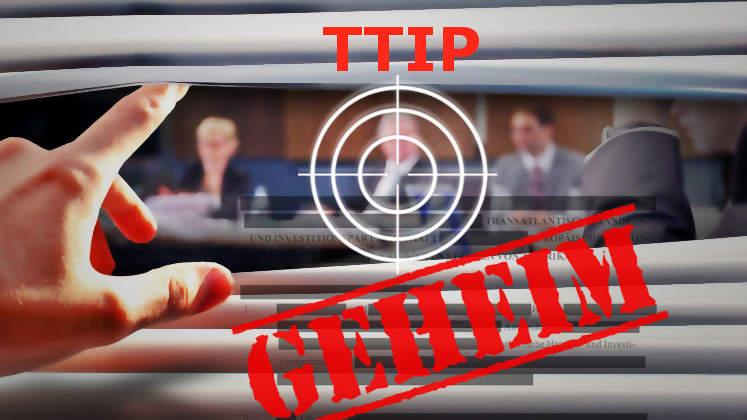 Finanzoligarchie: Mit TTIP neues Monopol erreichten