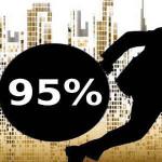 Griechenland-Rettung: 95 % gingen an Finanzsystem