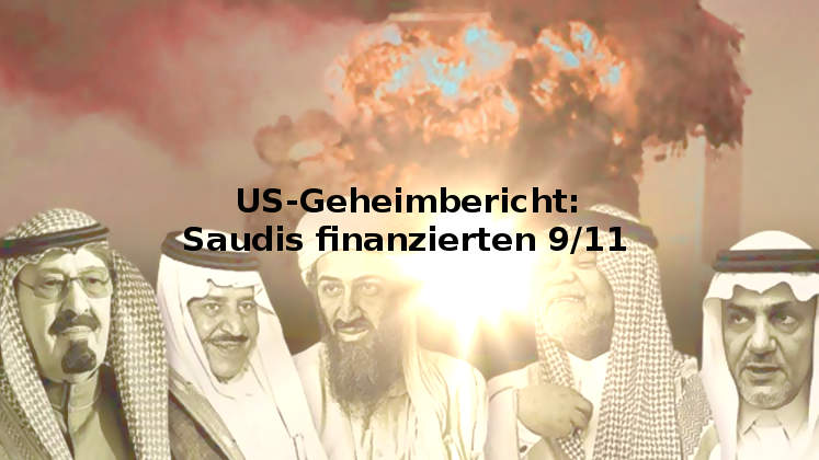 9/11 Geheimbericht: US-Geopolitik gegen Saudi-Arabien und Russland