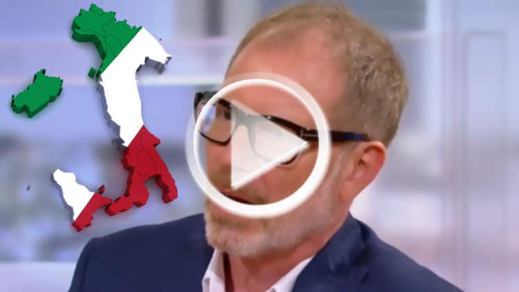 Italien: ARD/ZDF-Morgenmagazin berichtet von dramatischer Bankenkrise