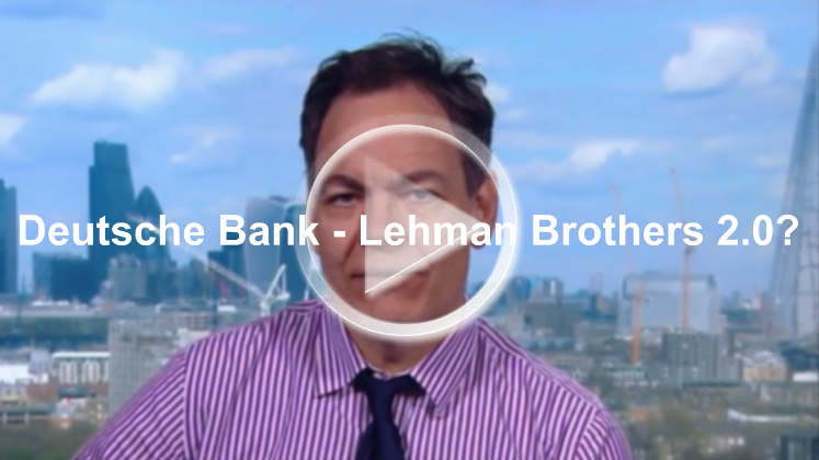 Video: Max Keiser - Deutsche Bank wird Lehman Brothers 2.0