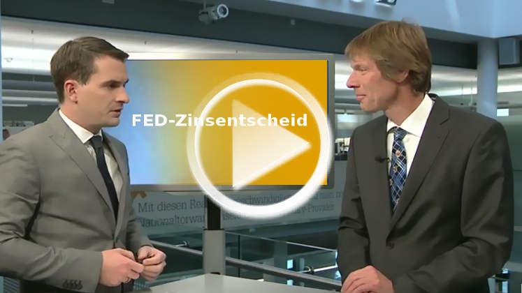 Börsen erfreut: FED verschiebt Zinserhöhung