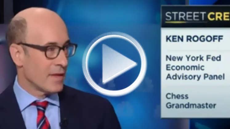 Kenneth Rogoff zu Negativzinsen und Bargeld-Abschaffung