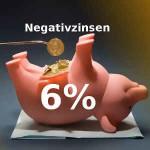 Kenneth Rogoff: 6 % Negativzinsen bei neuer Finanzrkise (Zwangsabgabe Sparguthaben)
