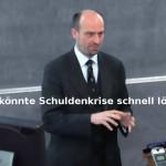 Richard Werner: EZB könnte die Schuldenkrise lösen