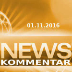 News-Kommentar 01.11.2016: US-Wirtschaft, Rezession, Inflation, Crash, Gold