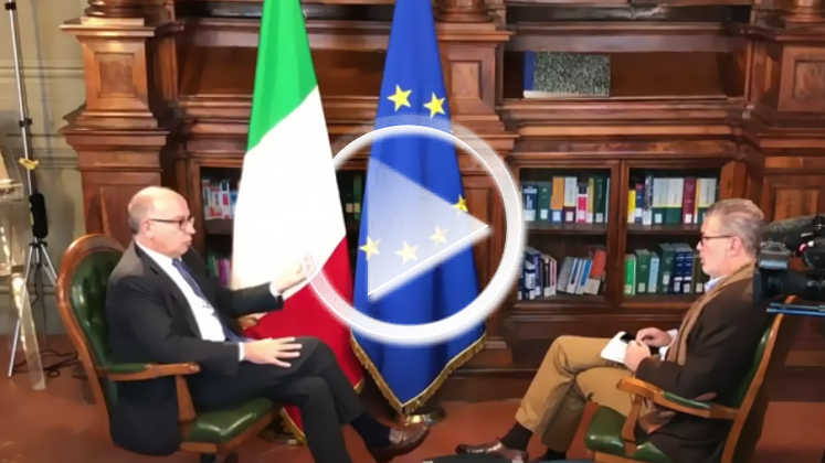 News-Video: Italien-Referendum