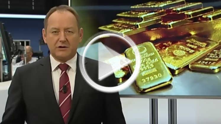 News-Video: Trump-Wahl belastet Goldpreis