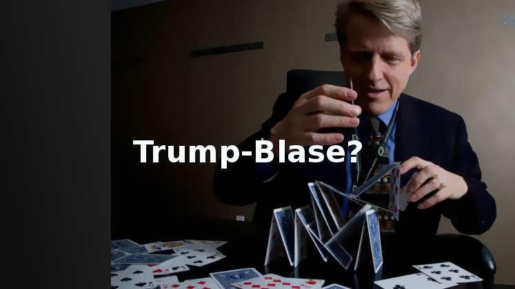 Prof. Robert Shiller befürchtet Trump-Blase wie 1929