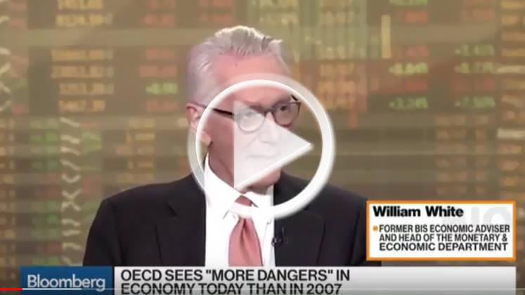 Countdown zum Börsencrash: William White - Gefahr einer neuen Krise mit hoher Inflation und Negativzinsen