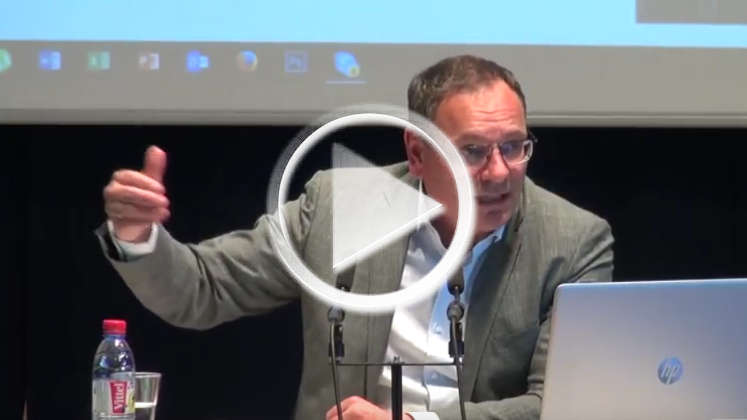 Hans Jürgen Jakobs: Finanzkapitalismus regiert die Welt