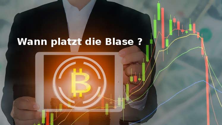 Bitcoin-Blase: Bundesbank warnt vor Krypto-Währungen