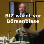 BIZ: Scharfe Rezession falls Börsenblase platzt